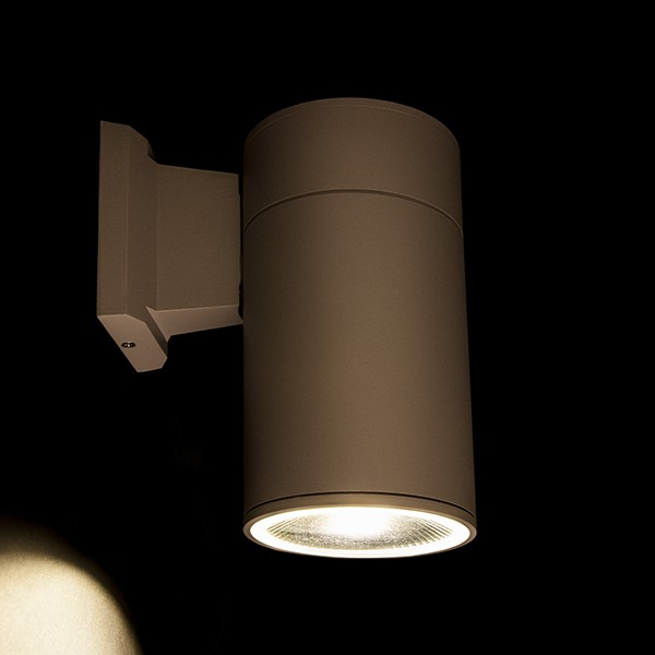 Fitting Outside Wall Lights : Outdoor IP65 LED Fitting 20W 2000Lm 30.000H