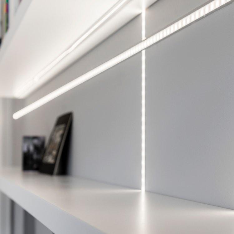 iluminación LED para una casa