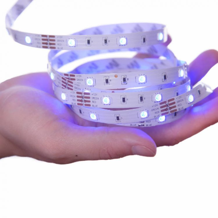 Cutting and connecting LED Strips