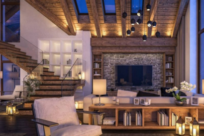 How to determine and choose the type of lighting for a home